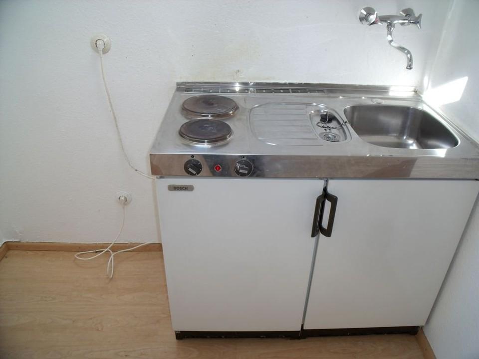 Single-Einbauküche