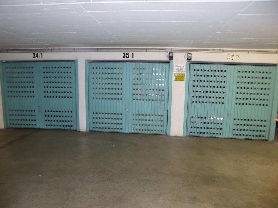 Tiefgaragenbox