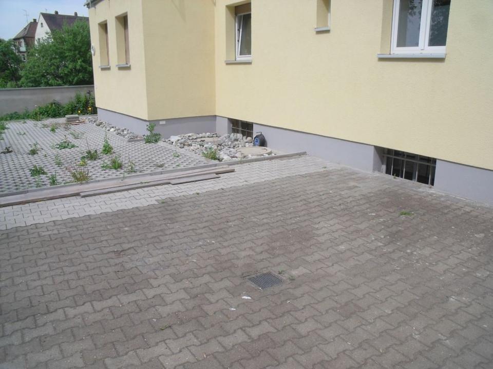 allgemeine Terrasse