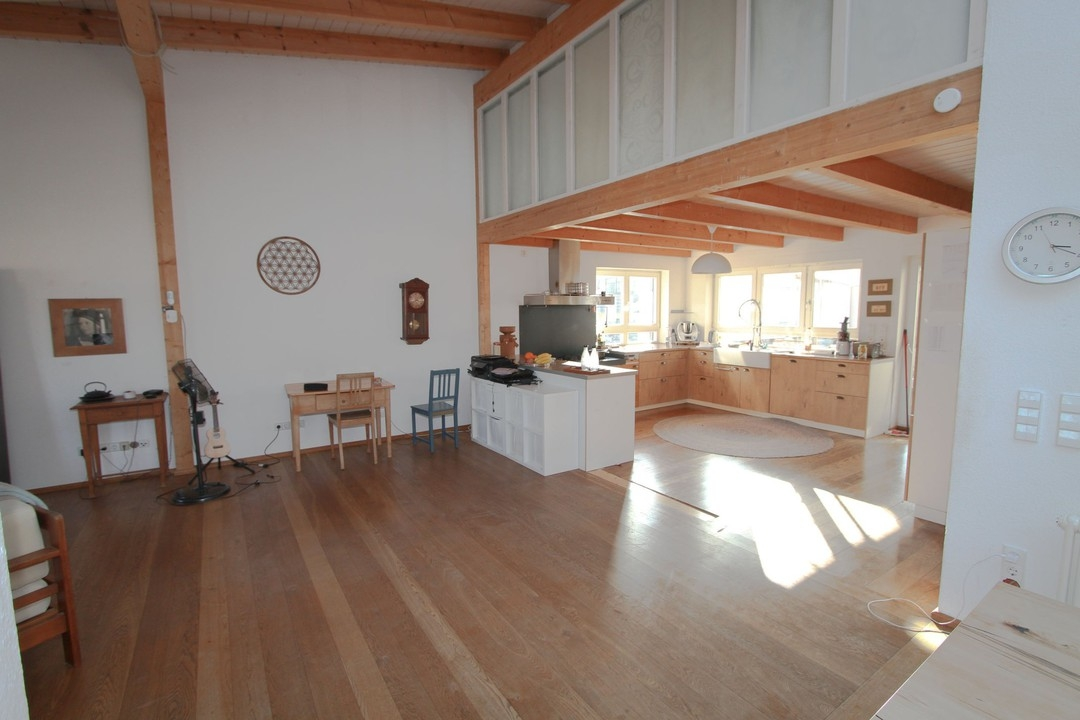 Offene Küche Hauptwohnung